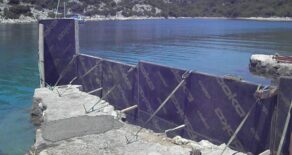 Rehabilitation and construction of small ports